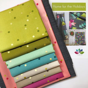 Home for the Holidays Quilt Kit