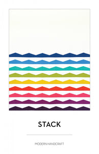 Stack Quilt Pattern