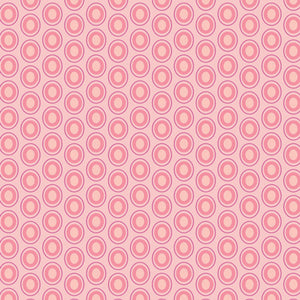 Oval Elements, Parfait Pink