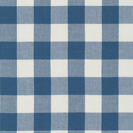 Carolina Gingham Denim 1""
