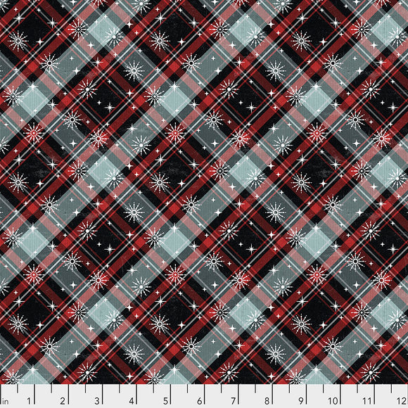 Yuletide, Winter Plaid, Multi