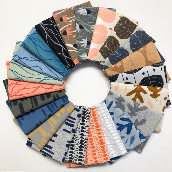Quarry Trail Half Yard Bundle