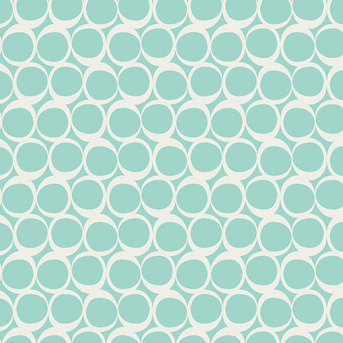 Round Elements, Seafoam Swirls