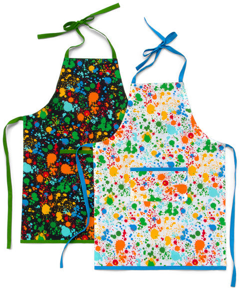 Splatter Kids Aprons Kit