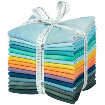 Sky, Sunrise Half Yard bundle