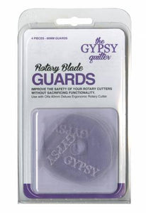 The Gypsy Quilter,  Rotary Blade Guards, 60mm