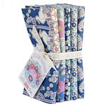Plum Garden, Blueberry, Fat Quarter Bundle