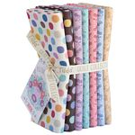 Plum Garden, Calm Extras, Fat Quarter Bundle