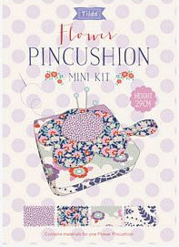 Tilda Flower Pincushion Kit