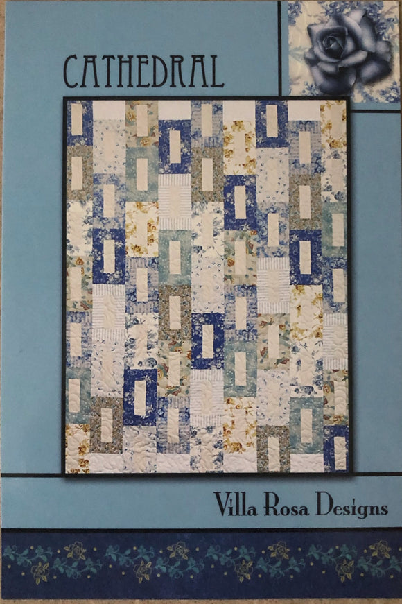Cathedral Quilt Pattern