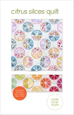 Citrus Slice Pattern