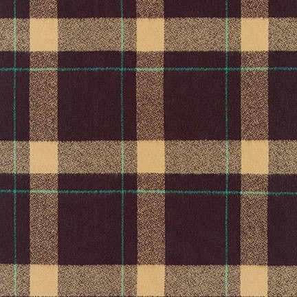 Mammoth Flannel, Brown