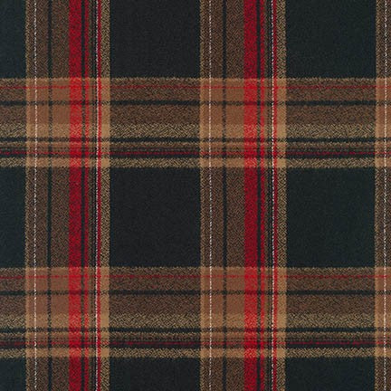 Mammoth Flannel, Russet