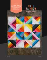 Jelly Rainbow Quilt Pattern Download