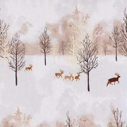 Winter Shimmer , Winter Scene, Bone