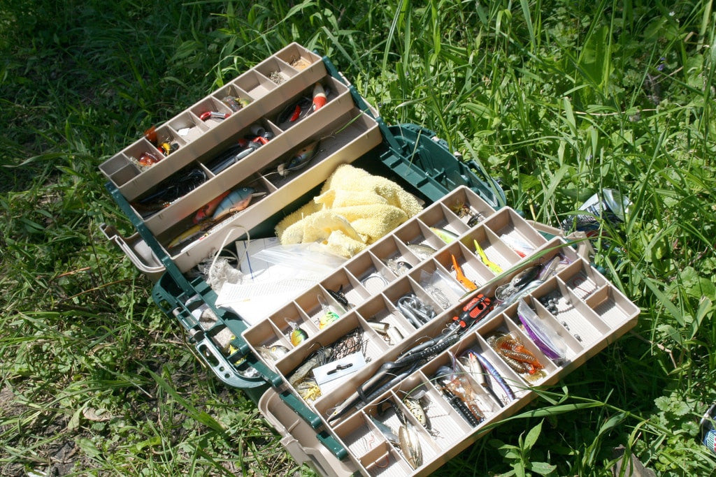 Tackle Box Must-Haves