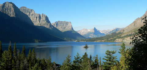 St. Mary Lake Montana Fishing
