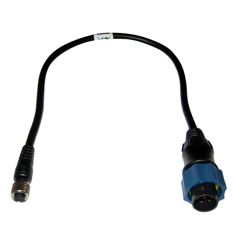 Minn Kota MKR-US2-10 Lowrance/Eagle Blue Adapter Cable - [price] | Trolling Motors Online