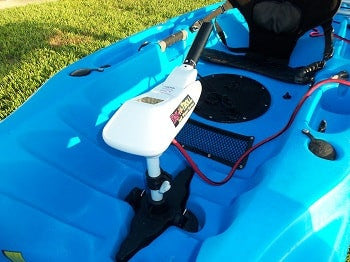 Island Hopper Kayak Motor for Hobie® Mirage Drive Kayaks (except Oasis)