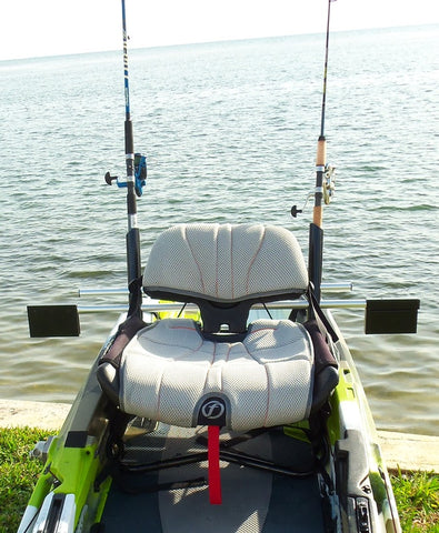 Island Hopper Motor/Mount Combo for Vibe Skipjack 90 and 120T Tandem Kayaks