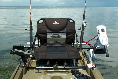 Island Hopper Motor Mount/Trolling Motor Combo for Ascend H10 and H12 Kayaks