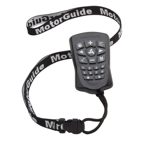 MotorGuide PinPoint GPS Replacement Remote - [price] | Trolling Motors Online