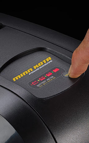 Minn Kota PowerDrive 55/US2 Freshwater, Bow-Mount, i-Pilot, Wireless Remote, Electronic Steering, Universal Sonar - 12V-55lb-54""