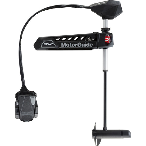 "MotorGuide Tour Pro 190lb 45"" 36V Pinpoint GPS Bow Mount Cable Steer - Freshwater"