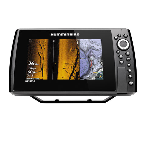 Humminbird HELIX 8® CHIRP MEGA SI+ GPS G4N CHO Display Only