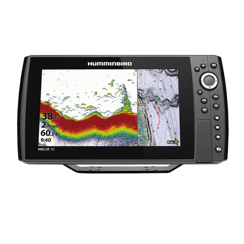 Humminbird HELIX 10® CHIRP DS GPS G4N