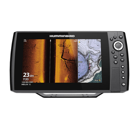Humminbird HELIX 10® MEGA SI+ GPS G4N CHO Display Only