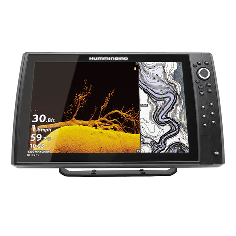 Humminbird HELIX 15® CHIRP MEGA DI+ GPS G4N CHO Display Only