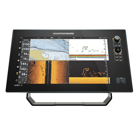 Humminbird APEX® 16 MSI+ Chartplotter CHO Display Only