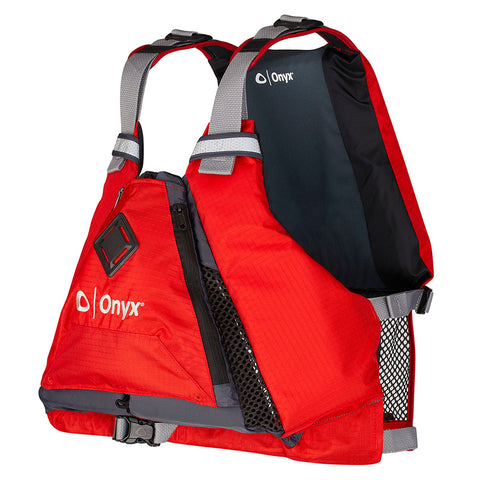 Onyx Movevent Torsion Vest - Red - XL/2XL
