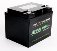 Amped Outdoors 12V 60AH Lithium-ion (LiFePO4) Battery — Available January 20201
