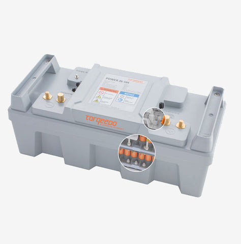 Power 26-104 Battery for Torqeedo Cruise Electric Motors - [price] | Trolling Motors Online