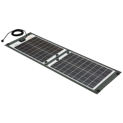 Solar Charger 50 W for Torqeedo Travel and Ultralight Electric Outboard Batteries