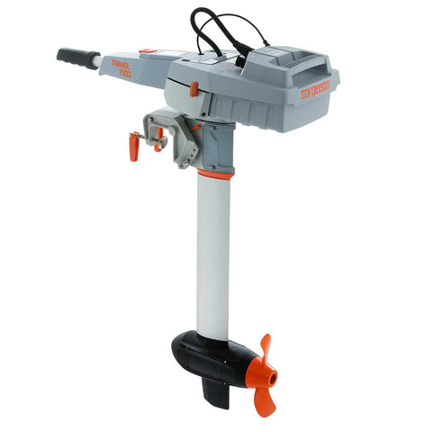 Torqeedo Travel 1103 CL (long shaft) 3 HP Electric Outboard  with 915Wh battery – Fresh or Saltwater – Order Now for Immediate Delivery!