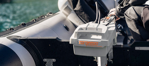 Torqeedo Travel 503 L (long shaft) Electric Outboard Motor - [price] | Trolling Motors Online