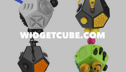 V2 Widget Cube™ - Ultimate Stress Relief Fidget Cube 2.0
