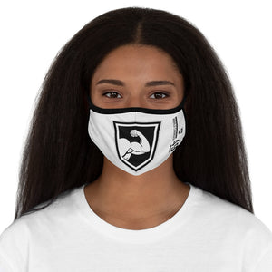 Gains Fitted Polyester Face Mask