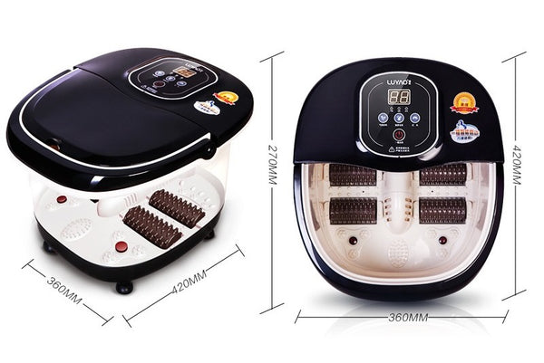 Auto Heated Foot Spa 538B - Youneed Massage Chair Richmond Vancouver Canada