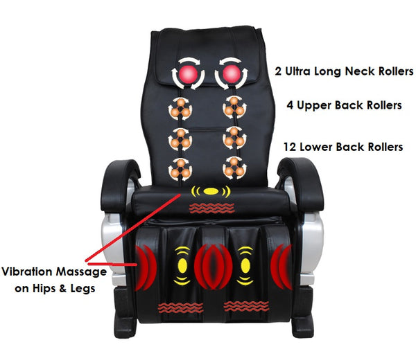Youneed Simply Massage Chair Recliner YN-888A - Youneed Massage Chair Richmond Vancouver Canada