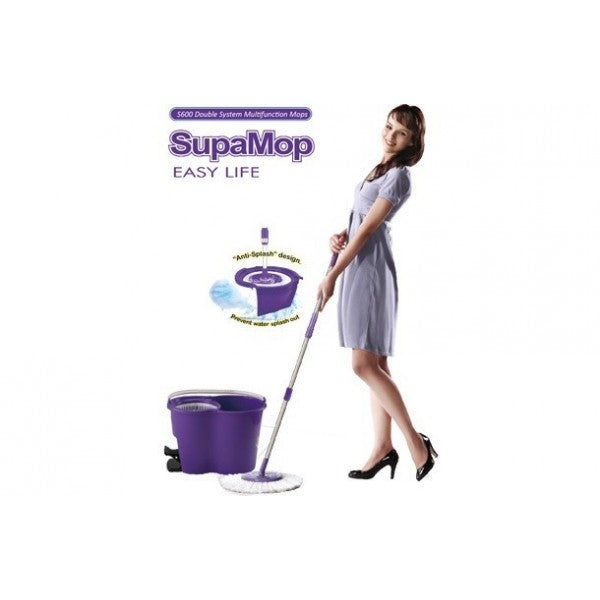 Supa Mop - S600 - Youneed Massage Chair Richmond Vancouver Canada