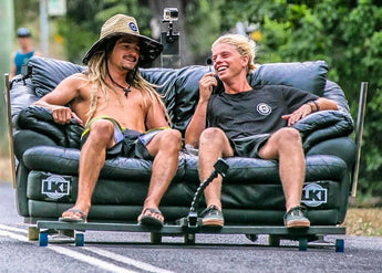 Bombing a Hill on the LKI Couch with Alex Hayes