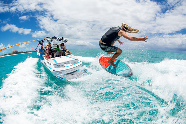 austin keen wakesurfing turks and caicos professional wakesurfer world champion