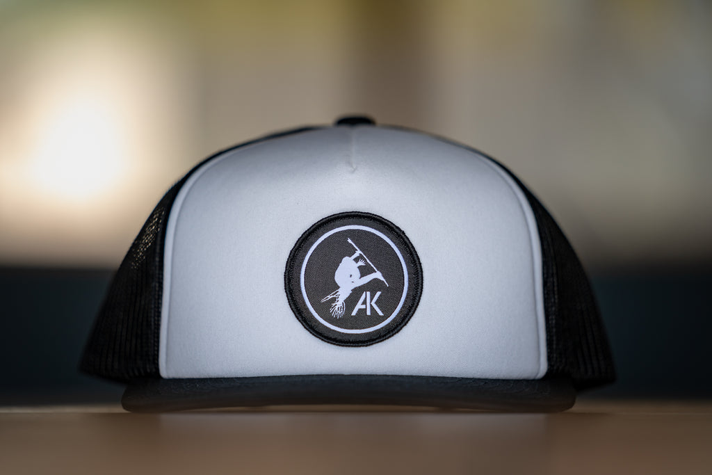 AK Foam Trucker Hat