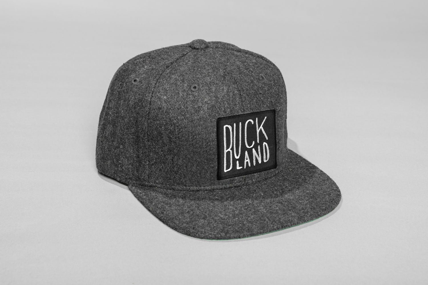 Buckland Square patch hat