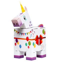 Unicorn Gift Box - Gift Wrap Labs