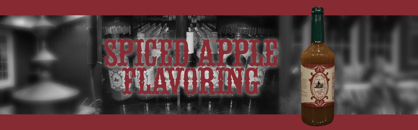 Spiced Apple Flavoring